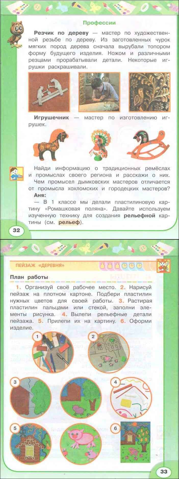 учебник по технология 4 класс роговцева смотреть онлайн